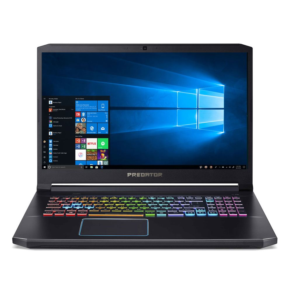 Details About Acer Predator Helios 300 Intel Core I7 9750h 2 60ghz 16 Gb Ram 512 Gb Ssd Win10h