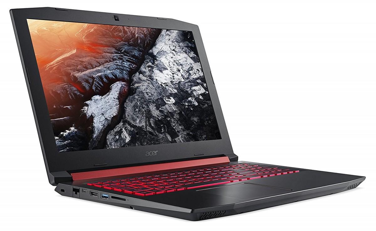 """縮圖 2 - Acer Nitro 5 15.6"""" Gaming Laptop Intel i5-9300H 2.4GHz 8GB Ram 256GB SSD Win10H"""