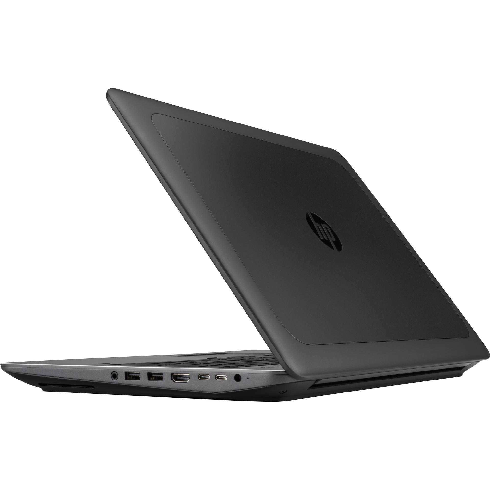 HP Zbook 15 G4 Laptop Intel Core I7 2.90 GHz 16Gb Ram 512GB SSD W10P - $747.99
