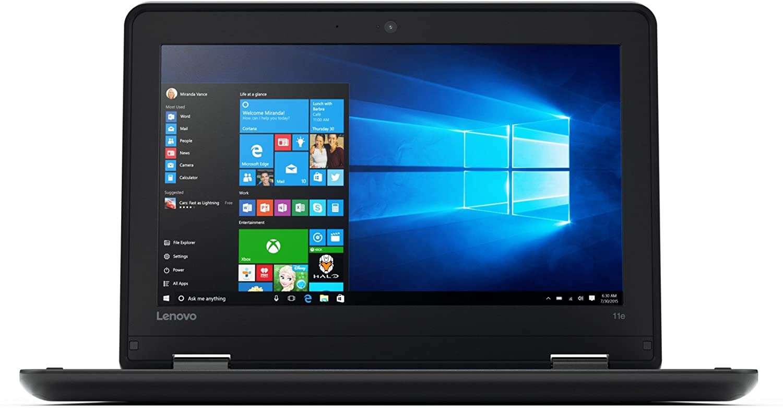 Lenovo Thinkpad Yoga 11E G3 Laptop Intel Core I3 2.30 GHz 8Gb Ram 128GB SSD W10P - $319.99
